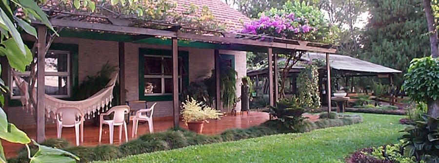 La quinta turismo rural for Modelo de casa quinta en paraguay